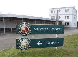 Murgtal Motel, Hotel in der Nähe von: Theatre Baden-Baden, Rastatt