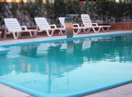 Dunen Hotel, hotel in Piranhas