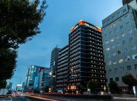 APA Hotel Osaka Temmabashi-Ekimae, hotel in Osaka