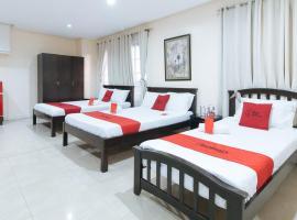 RedDoorz Plus @ Better Living Paranaque, hotel near Ninoy Aquino International Airport - MNL, Manila