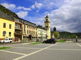 Pohl's Rheinhotel Adler, Hotel in Sankt Goarshausen