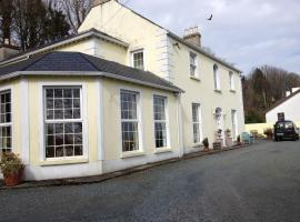 Admiralty House, hotel in Moville