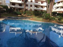 Solar Do Golfe, apartment in Vilamoura