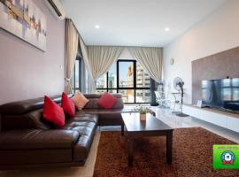 Imago@The Loft,3Rooms 沙巴时尚-3房高级公寓|Kota Kinabalu, budget hotel in Kota Kinabalu