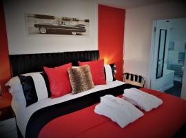 Cadillac Kustomz Hotel, hotel in Rothesay