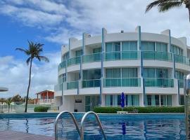 Ap 218 À Beira Mar da Barra de São Miguel, budget hotel in Maceió