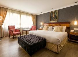 산티아고데콤포스텔라에 위치한 호텔 유로스타 아라구아네이