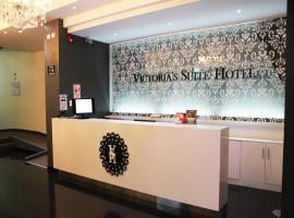 Victoria's Suite Hotel, hotel in Trujillo