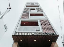 Serena Apartment Đà Nẵng, budget hotel in Da Nang