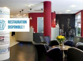 Brit Hotel Belfort Centre-Le Boreal, hotel in Belfort