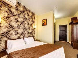 Сальвадор Holiday Hotel & Aqua-zone , отель в Геленджике
