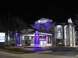 Best Western Medical Center North Inn & Suites Near Six Flags, hotel in San Antonio