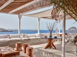 Boheme Mykonos Town - Small Luxury Hotels of the World, hotel in Mikonos