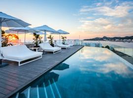 Innside by Meliá Ibiza, accessible hotel in San Antonio Bay