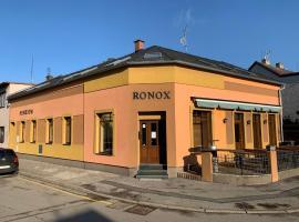 Penzion Ronox, hotel v České Skalici
