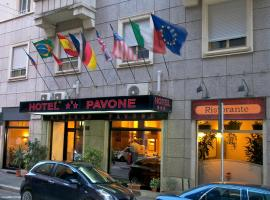 Hotel Pavone, hotel near San Babila Metro Station, Milan