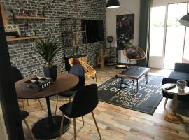 Marina, apartment in Narbonne