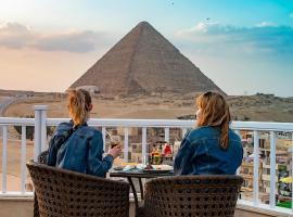 Marvel Stone Hotel, hôtel au Caire