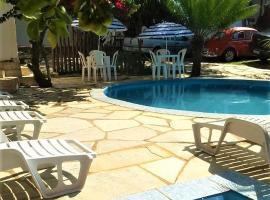 Pousada Aquarela Pirenopolis, hotel em Pirenópolis