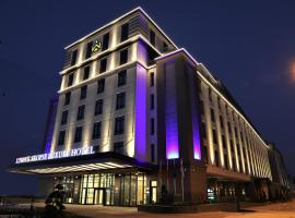 Limak Skopje Luxury Hotel, hotel in Skopje