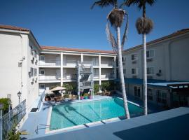 Brookhurst Plaza Inn, hotel near Knott's Soak City, Anaheim