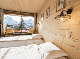 Hotel Les Lutins, hôtel à Les Deux Alpes