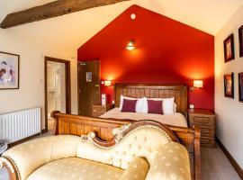 The Village Inn, hotel in Longframlington