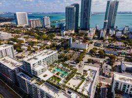 WhyHotel Midtown Miami, serviced apartment in Miami