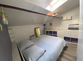 appartement centre village, hotel near Nimes-Ales-Camargue-Cevennes Airport - FNI,