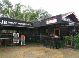 JB Grand Resort, hotel in Nakhon Si Thammarat
