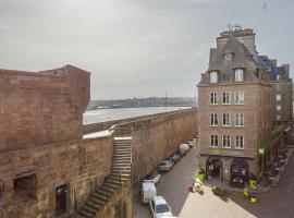 ibis Styles Saint Malo Centre Historique, отель в Сен-Мало