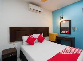 OYO Hotel Aura del Sol, hotel en Campeche