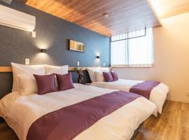 Alla Scuderia Bijou Suites, hotel in Osaka