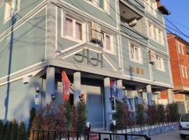Hotel Heimli, hotel in Pristina