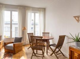 Koaven - Bel appartement 65m2 Cours Dajot - Balcon avec vue mer, appartement à Brest