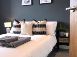 TWO Bedroom Modern Entire Apartment, hotel near Tutbury Castle, Hilton
