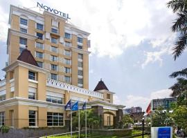 Novotel Semarang - GeNose Ready, CHSE Certified, hotel with pools in Semarang