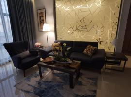 اجنحة بياسة Baeza Suites, hotel perto de Grande Mesquita Al Rajhi, Riyadh