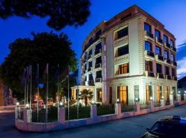 Sheki Saray Hotel, hotel in Sheki