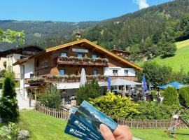 Hotel Pension Schmittental, hotel in Zell am See