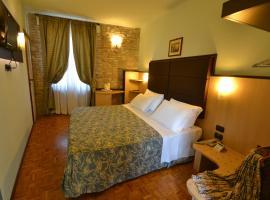 Hotel Il Castello, отель в Ассизи