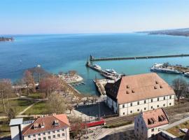 Hotel am Fischmarkt, hotel in Konstanz