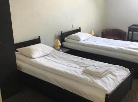 Viesnīca Hotel Melturi Billē, netālu no apskates objekta Zagarkalns Ski Lift 1