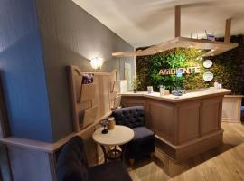 Ambiente Hotel garni, hotel in Plauen