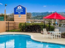 Americas Best Value Inn - Ukiah, room in Ukiah