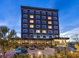 Хотел Ърбън, хотел в Пловдив