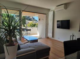 Mon petit Paradis, Cassis centre Apt 90 m2, 200 m Mer, terr plein sud, clim park privé, apartment in Cassis