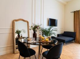 Suite Ocre, отель в Лионе