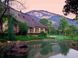 Glenburn Lodge & Spa, отель в городе Мулдесдрифт