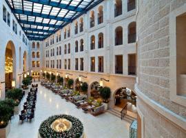 Waldorf Astoria Jerusalem, hotel in Jerusalem
